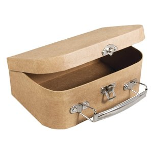 Reisegutschein Basteln mit Koffer