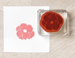 Stampin Up Stempel aus Polymer