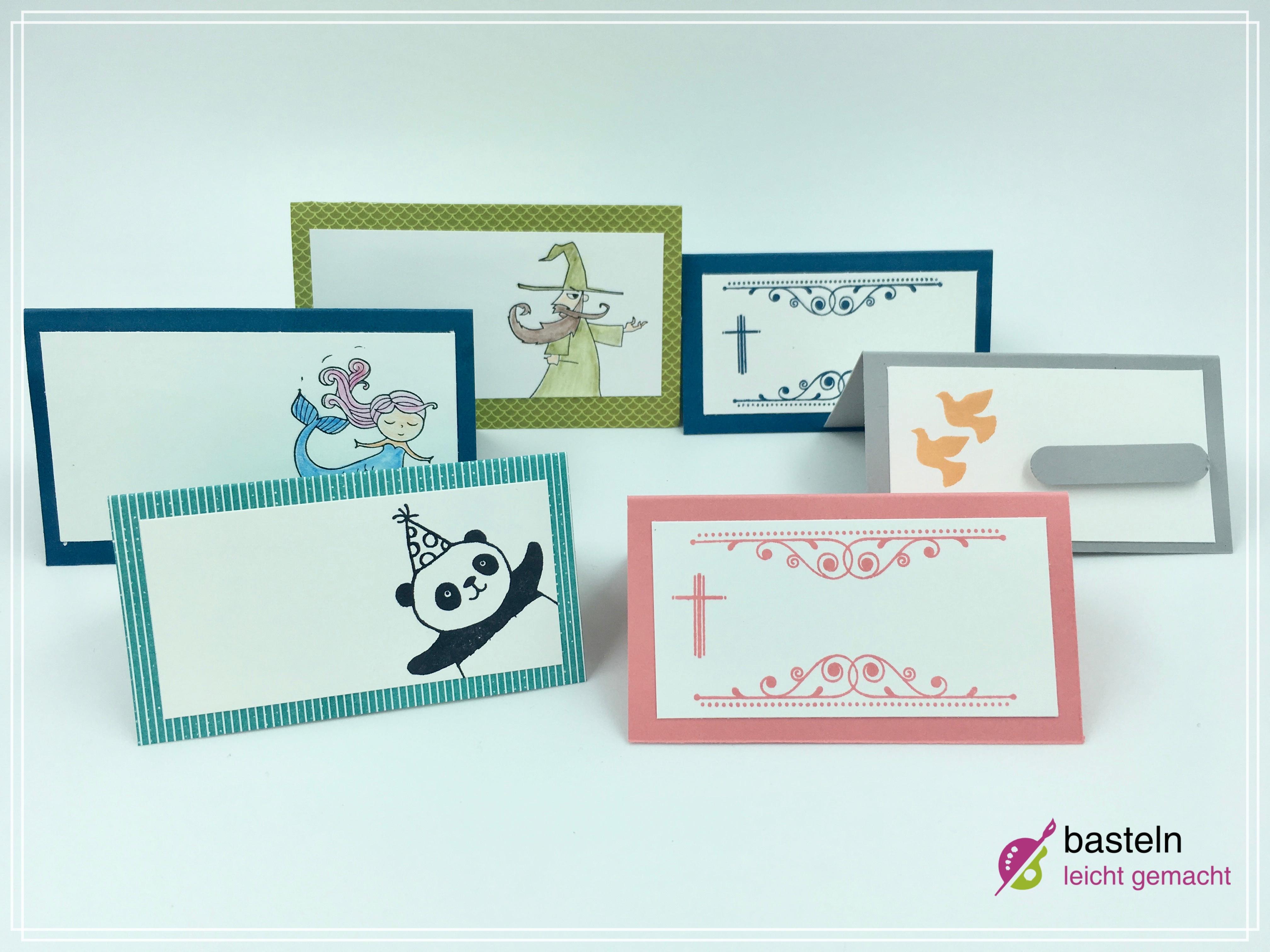 tischkarten basteln kindergeburtstag geburtstag hochzeit vorlagen. Black Bedroom Furniture Sets. Home Design Ideas