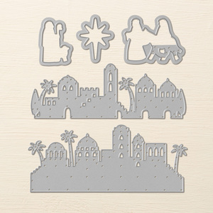 Big Shot Stampin Up Edgelits