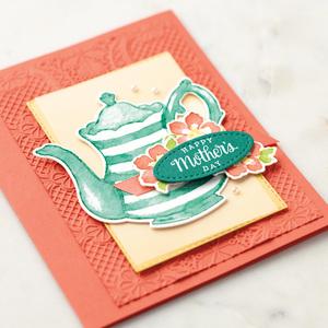 Framelits Teekränzchen