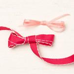 Geschenkband in Liebe